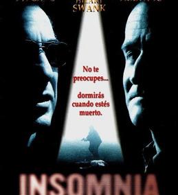 Dvd Insomnia (insomnio)