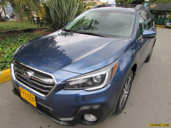 Subaru Outback 3.6 Eyesight