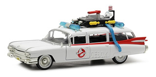 Cadillac 1959 Ecto-1 Ghostbusters Caça Fantasmas 1:24 Jada