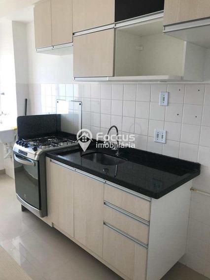 Apartamento Para Locação Portal Dos Ipês - A660