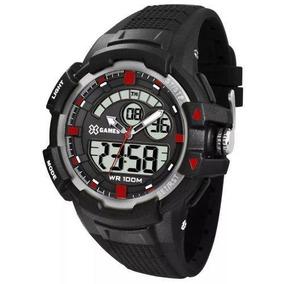 Relógio Masculino X-games Xmppa231 Bxpx Preto