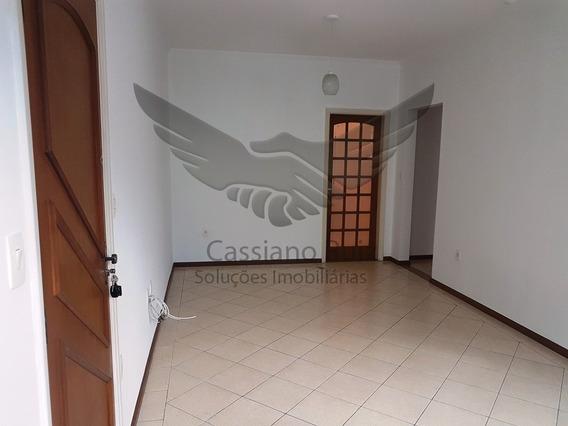 Apartamento No Campolim - 02 Dormitórios / 01 Suíte - Cozinha Com Armários - Sala 2 Ambientes - 84,00 M² - Ap00244 - 34266458