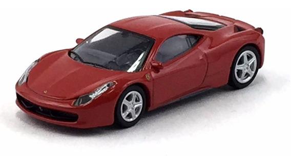 Schuco Ferrari 458 Italia Vermelha Edition 1/64 Loose