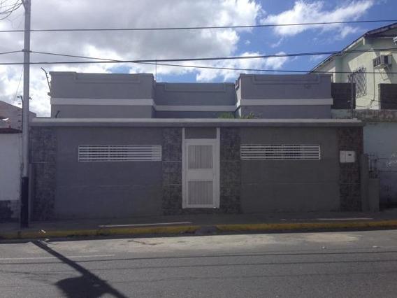 Casa En Venta Centro Barquisimeto Quintero L