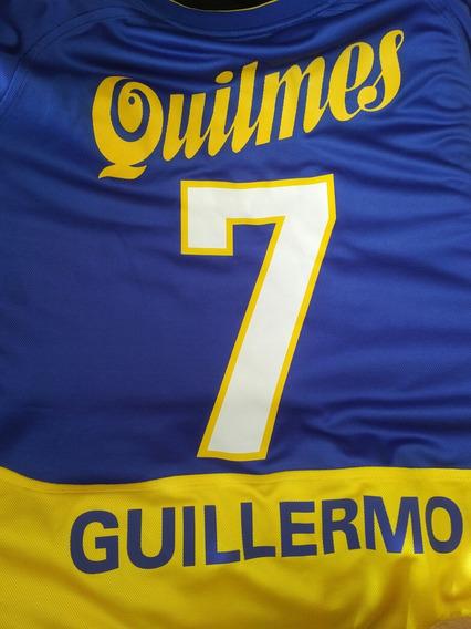 Camiseta Boca Juniors 2001 Libertadores. #7 Guillermo. Xl