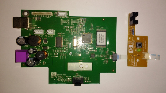 Placa Logica Hp Deskjet D1660