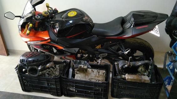 Sucata Suzuki Srad 1000 2008