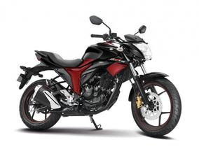 Financiación 100% Suzuki Gixxer150 Monkeymotos