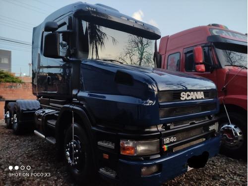 Scania 124 Scania 124