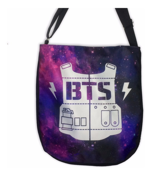 Bolsa Eco Bag Bts Bangtan Boys