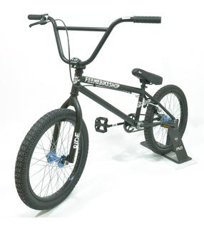 Bicicleta Bmx Freestyle Iniciante Cubs Anchas ¡ahora 12/18!
