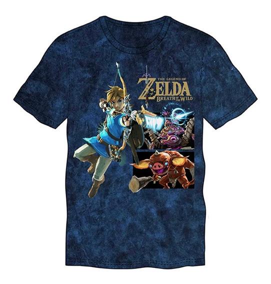 Playera Camiseta Colección The Legend Of Zelda S58 Thinkgeek