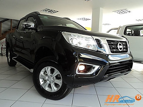Nissan Frontier 2.3 16v Le 4x4 Np300 Turbo