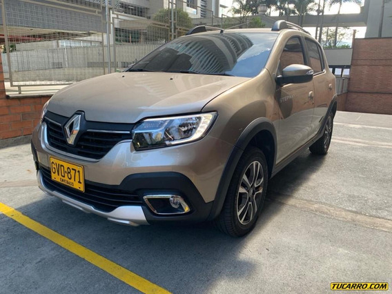Renault Sandero Stepway Intense 1600 Cc At