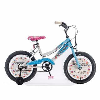 Bicicleta Rodado 16 Bmx Twin Futura Nena - Rosario