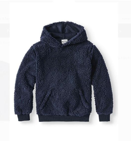 Sueter Sweater Con Capucha Niños