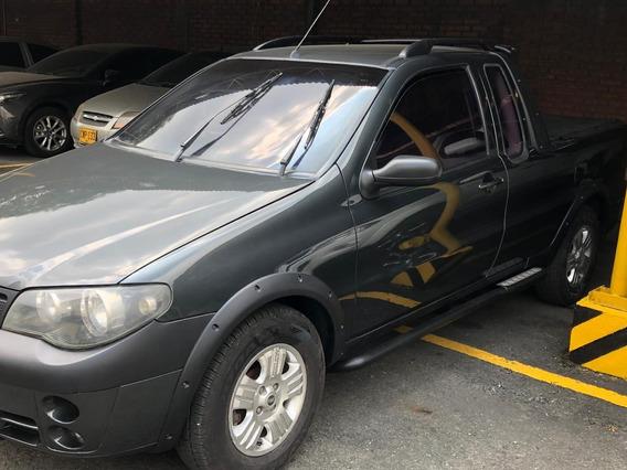 Fiat Adventure Camioneta Med.cabina