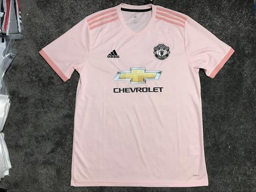 Download Camiseta Manchester United Rosa