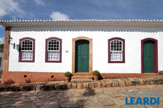 Casa Térrea - Centro - Mg - 539759