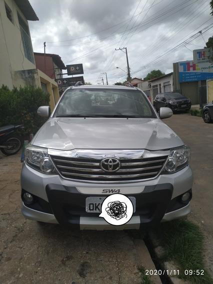 Toyota Sw4 2.7 Sr 5l 4x2 Flex Aut. 5p 2012