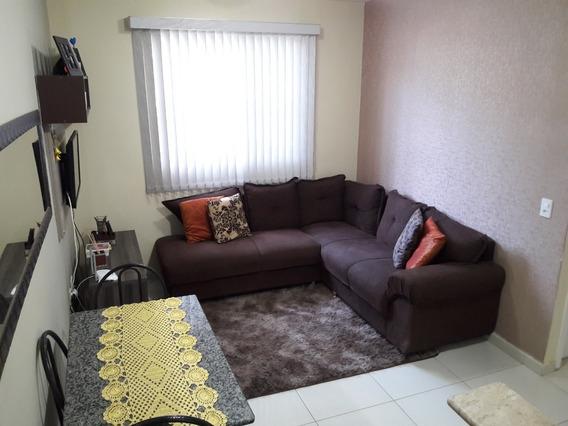 Apartamento Com 2 Dormitórios - Núcleo Lageado, Fácil Acesso