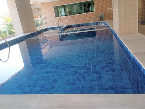 Imagem 1 de 30 de Apartamento Com 2 Dormitórios À Venda, 73 M² Por R$ 390.000,00 - Canto Do Forte - Praia Grande/sp - Ap1042