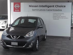 Nissan March Hatchback (5p) 5p Advance L4/1.6 Man