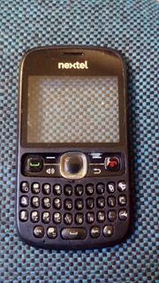 Aro Frontal C/ Lente Do Visor E Teclado Huawei U6020 Usado