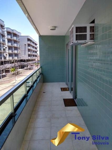 Temporada!apartamento 2 Quartos No Algodoal Perto Da Praia - 616