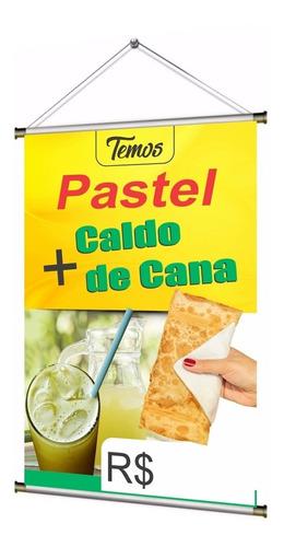 Banner Pastel + Caldo De Cana