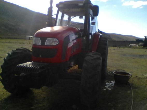Tractor Foton Europard 1254 Tracción 4×4 Motor Perkins