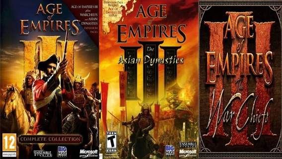 Age Of Empires 3 Complete Collection Pc Digital
