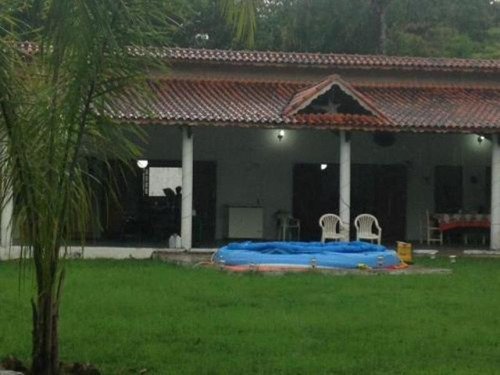 Vendo Bela Chácara Com Playground Em Itanhaém - 2613 | Npc