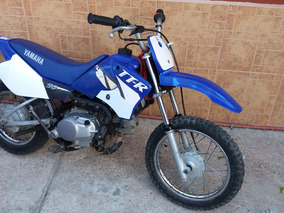 Yamaha De Cross Ttr 90cc Impecable Estado.