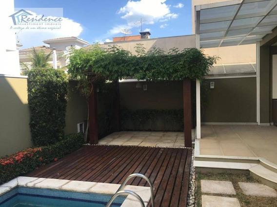 Casa Com 3 Dormitórios À Venda, 295 M² Por R$ 1.500.000 - Jardim Esplendor - Indaiatuba/sp - Ca0340