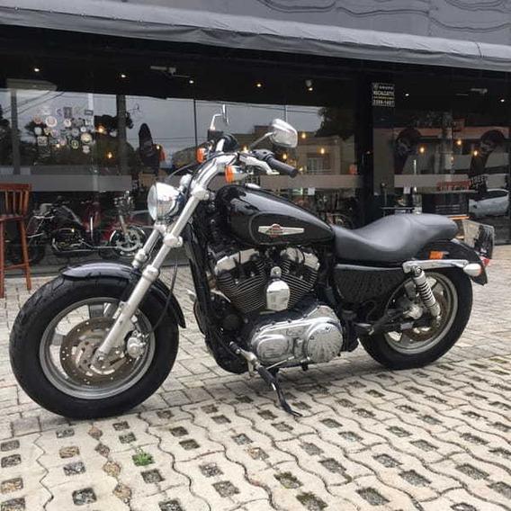 Sportster 1200 Custom Xl 2013 - Harley-davidson