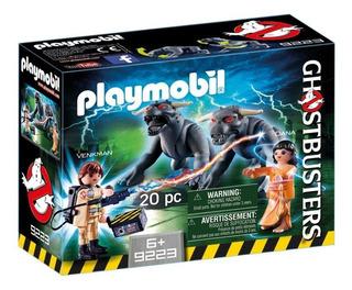 Playmobil Ghostbusters Venkman And Dana