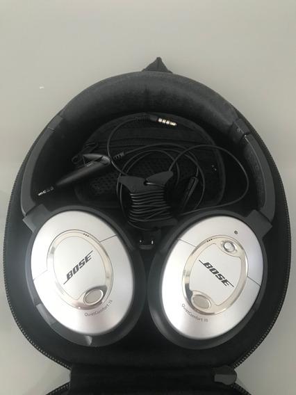 Fones Bose Quietcomfort Qc15