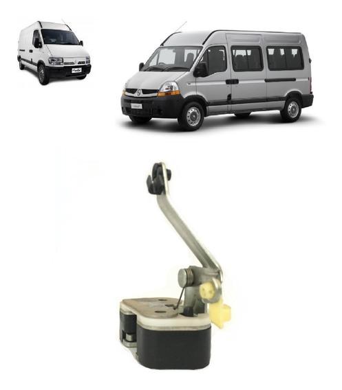 Trava Fechadura Porta Correr Renault Master 2.5 2005 2006 2007 2008 2009 2010 2011 2012 2013 Nova Original