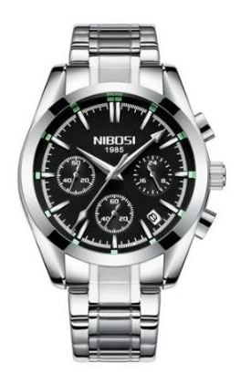 Relógio Nibosi Masculino Homem Modelo 2310 Importado