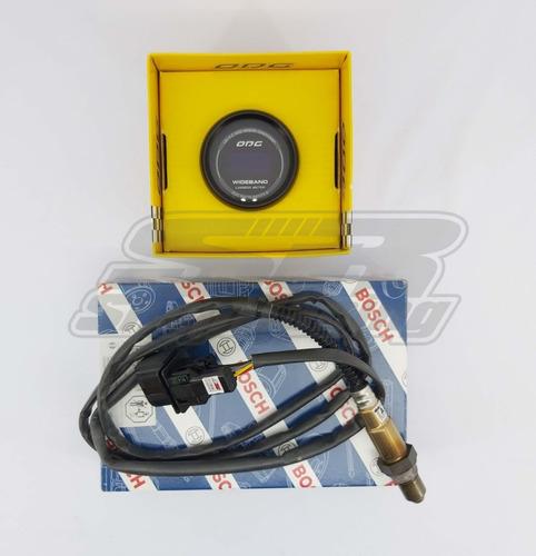 Leitor Sonda Wideband Odg Lsu 4.2 Dakar 52mm + Sonda Bosch