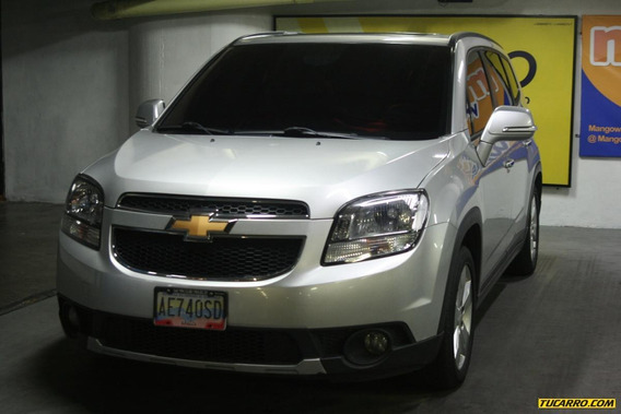 Chevrolet Orlando Orlando 2.4 L
