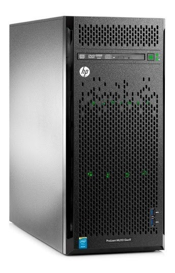 Servidor Hp Proliant Ml110 Gen9 Xeon