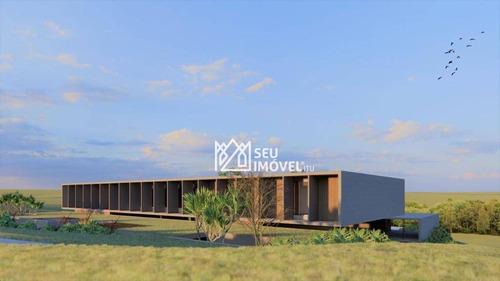 Casa Com 9 Dormitórios À Venda, 2000 M² Por R$ 40.000.000,00 - Condomínio Fazenda Boa Vista - Porto Feliz/sp - Ca2126