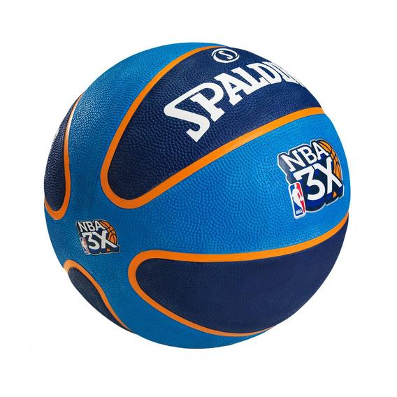 Pelota Nba 3x Azul - Spalding