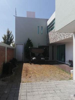 Casa En Venta En Residencial San José, Toluca