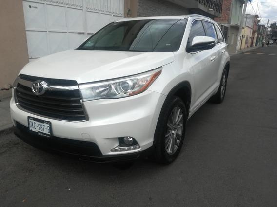 Toyota Highlander 3.5 Limited V6/ T. Pan. At 2014
