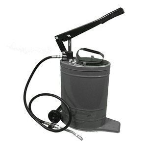 Bomba De Engrase Pato Manual Gladiator Pro - 20kg - Em720
