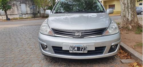 Nissan Tiida Tekna 2013