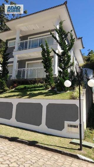 Casa Residencial À Venda, Quebra Frascos, Teresópolis. - Ca0848